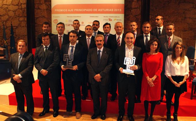 Premios AJE Principado de Asturias